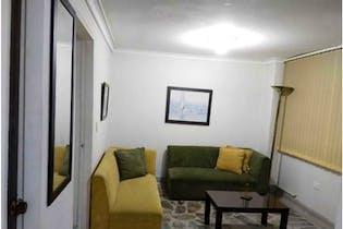 Apartamento en venta en Laureles 44m²