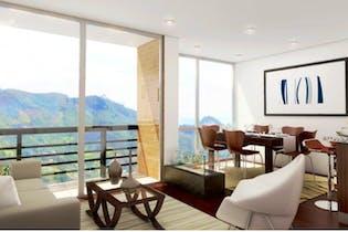 Vivienda nueva, Ponderosa del Parque, Apartamentos en venta en Chía con 72m²