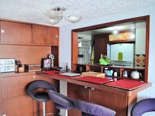 Una cocina con un fregadero y una estufa en Venta Apartamento Modelo Norte - 3114080