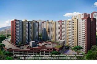 Apartamento en venta en La Cuenca Envigado de 3 hab. con Piscina...