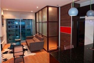 Apartamento en venta en Chicó de 1 hab. con Gimnasio...