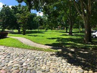 Un banco de parque en medio de un parque en Sopetran, Lote en venta en Casco Urbano Sopetrán de 2700m²