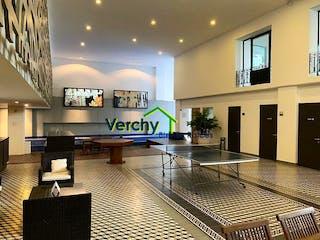 Una habitación llena de muchos muebles en Roma Norte, Estupendo Loft en Venta o Renta