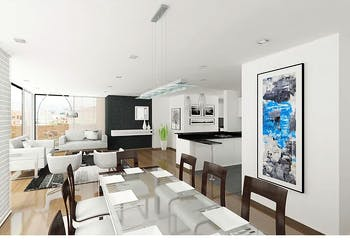 Ulb Gold, en en Rosales de 1-3 hab, Apartamentos en venta en Rosales de 1-3 hab.