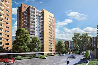 Canto, Apartamento en venta en San Antonio De Pereira de 2 hab. con Piscina...