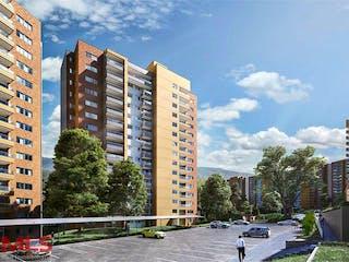 Canto, apartamento en venta en San Antonio de Pereira, Rionegro