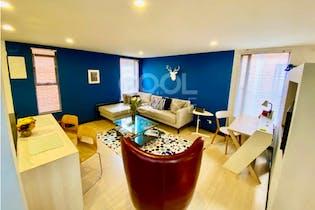 Apartamento en venta en Santa Bárbara 58m²