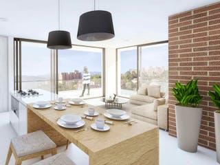 Terrazino Cumbres Apto 803, apartamento en venta en Loma de Cumbres, Envigado