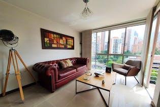 Apartamento en venta en Poblado 95m² con Gimnasio...