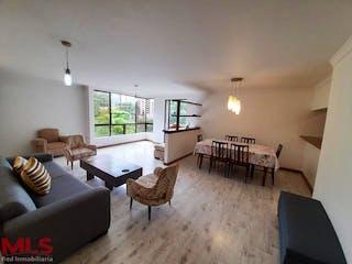 Palmeiras, apartamento en venta en Las Lomas, Medellín