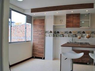 Un cuarto de baño con lavabo y un espejo en Venta Apartamento en 12 de Octubre - 3131111