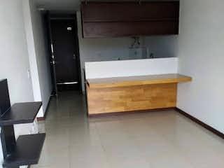 Un cuarto de baño con lavabo y bañera en Apartamento en Venta EL PORVENIR