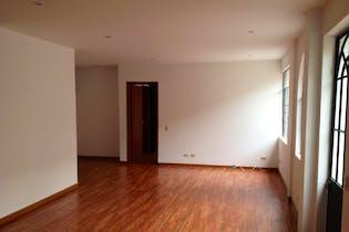 Apartamento en venta en Chapinero Alto, 109m²