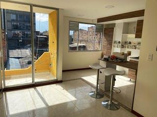 Apartamento en venta en Barrios Unidos, Bogotá