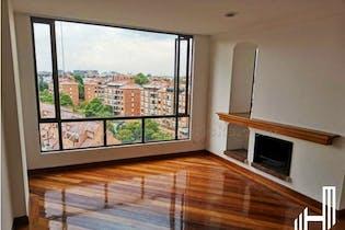 Apartamento en venta en Chicó de 98m² con Gimnasio...
