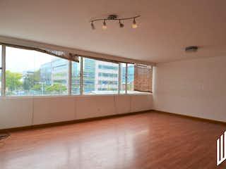 Una vista de una sala de estar y una sala de estar en APARTAMENTO OFICINA VENTA CHICO