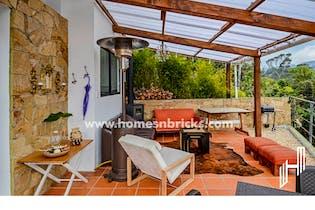 Casa en venta en La Calera de 2 alcoba