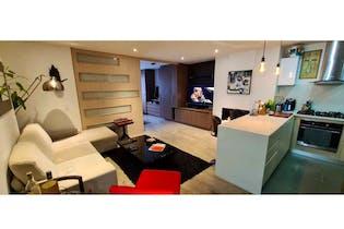 Apartamento en venta en Santa Barbara, 59m²