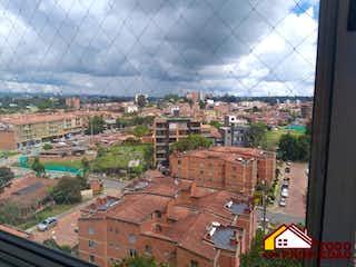 Una vista de una ciudad en medio de una ciudad en Apartamento ParaVenta