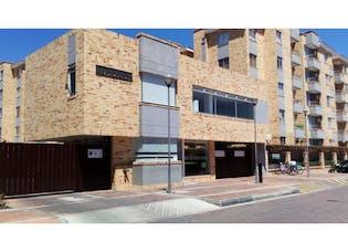 Apartamento en venta en Chia de 92m² con Balcón...