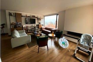 Apartamento en venta en Norte, Rosales de 3 alcoba