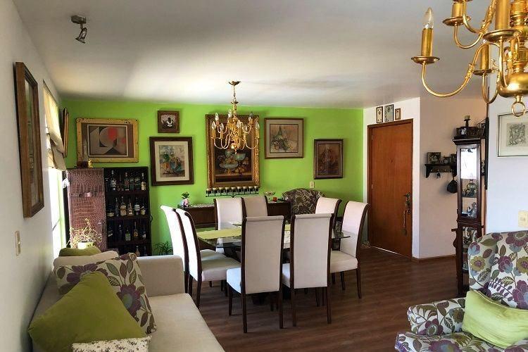 Portada Departamento en venta Del Valle Norte 124 m²