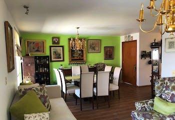 Departamento en venta Del Valle Norte 124 m²