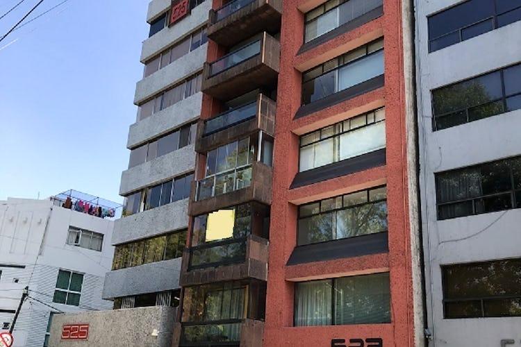 Portada Departamento en Venta Merced Gómez con terraza y balcón