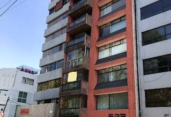 Departamento en Venta Merced Gómez con terraza y balcón