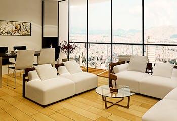Equilibrium 101, Apartamentos en venta en Chicó Navarra de 2-3 hab.