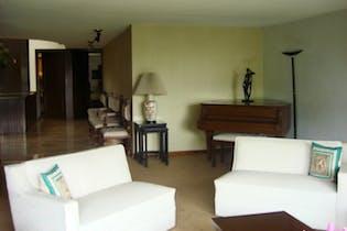 Casa en venta en Club de Golf México, vista al campo