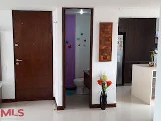 Un cuarto de baño con lavabo y ducha en Claroscuro