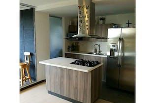 Apartamento en venta en Intermedia ( Poblado), 114m² con Bbq...