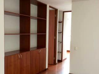 Una vista de una cocina desde el pasillo en Apartamento en Venta / Arriendo en Alameda, Usaquén