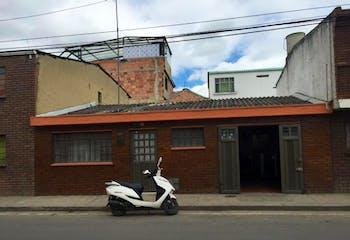 Casa en venta en Casco Urbano Chía de 124m²