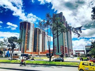 Conjunto, apartamento en venta en Techo, Bogotá