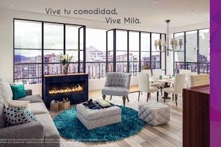 Milá, Apartamentos en venta en Barrio Cedritos de 2-3 hab.