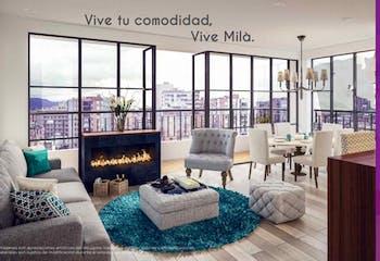 Milá, Apartamentos en venta en Barrio Cedritos de 1-3 hab.
