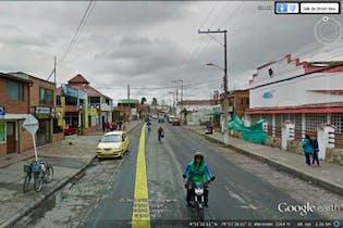 Lote en venta en Casco Urbano Chía de 2350m²