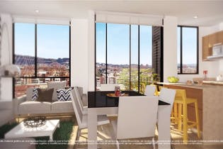 Proyecto de Vivienda, Verona 170, Apartamentos en venta en Britalia 79m²