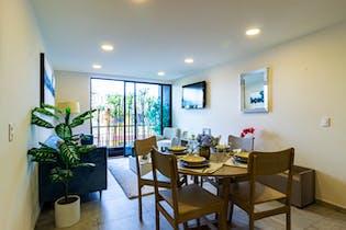 Desarrollo inmobiliario, Canarias 60, Departamentos en venta en San Simón Ticumac 141m²