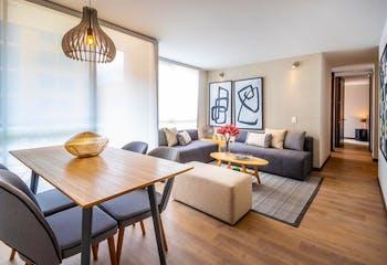 Vivienda nueva, Veramonte - Teca, Apartamentos nuevos en venta, Barrio Colina Campestre con 3 hab.