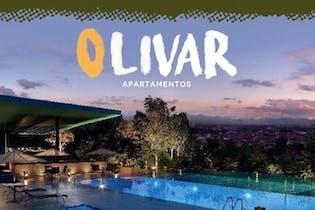 Olivar, Apartamento en venta en V. Fontibon , 57m² con Gimnasio...