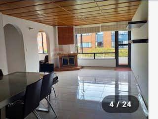 Una sala de estar llena de muebles y una ventana en Apartamento en venta en Contador de 89m² con Balcón...
