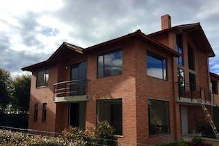 Casa en venta en Bojacá de 151m²