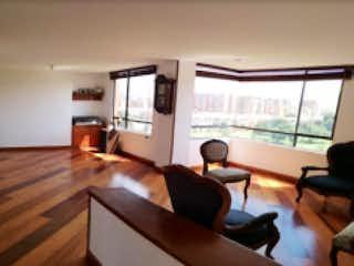 Una sala de estar llena de muebles y una ventana en Penthouse, venta en Santa Helena de 130m² con Zonas húmedas...
