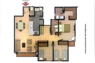 Apartamento En Venta En Chia Terranova - con muy buena ubicación