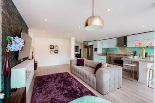 Apartamento en venta en Los Rosales 97m²