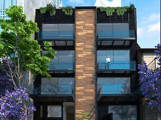 Una escena callejera con foco en un edificio en Penthouse en Venta, Polanco V Sección, Ciudad de México