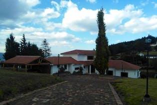 Casa Condominio En Chia Yerbabuena 4 alcobas mas servicio